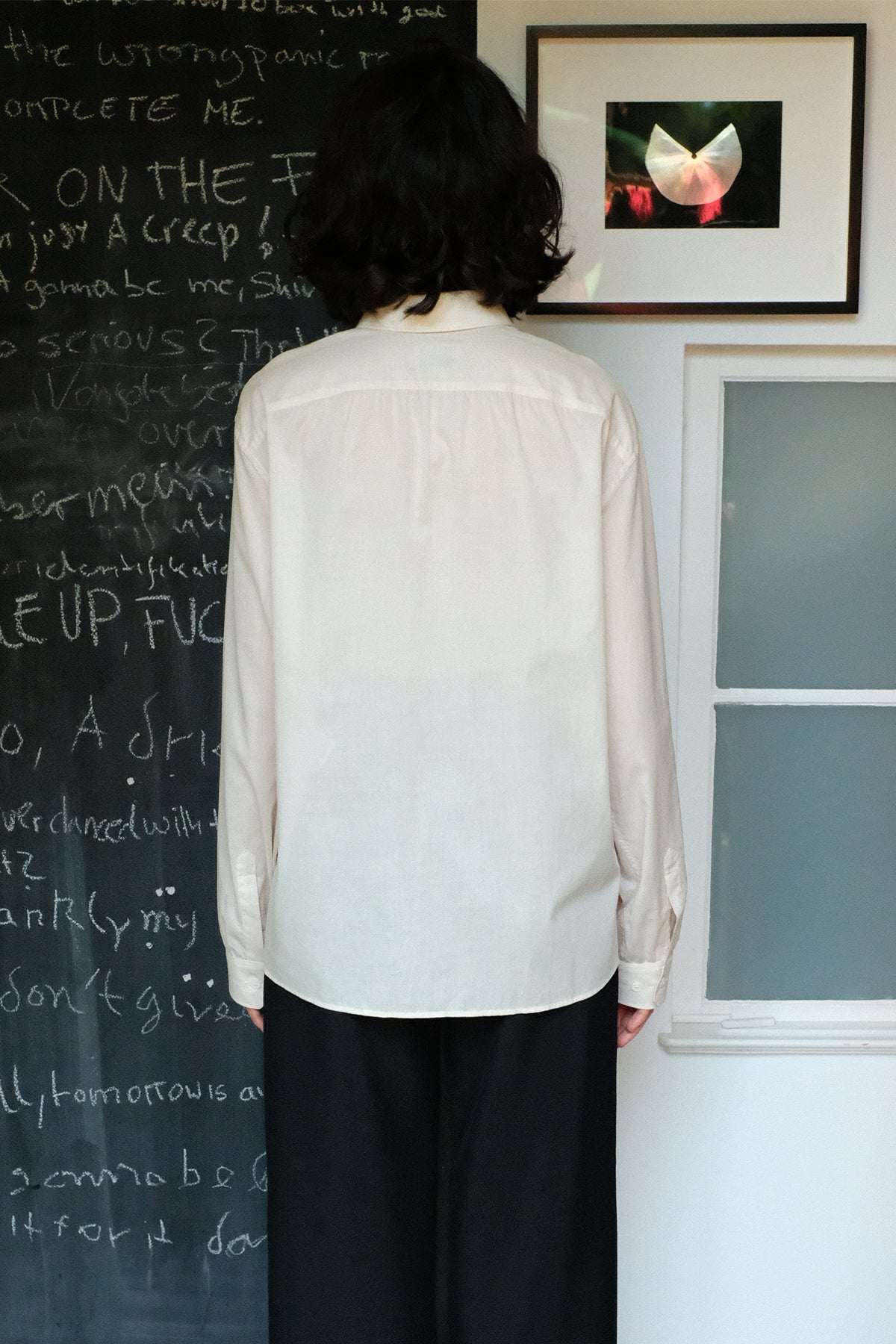 Lemaire — Pointed Collar Shirt