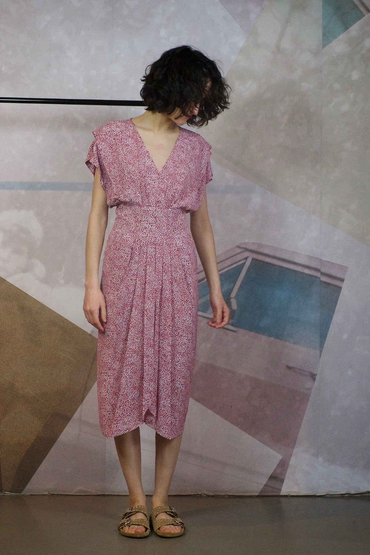 Isabel Marant Étoile — Dress Omeya