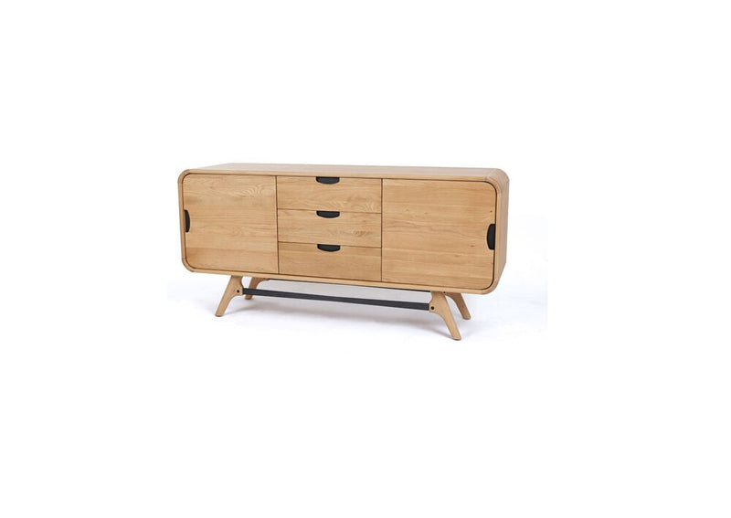 Flow Oak Sideboard
