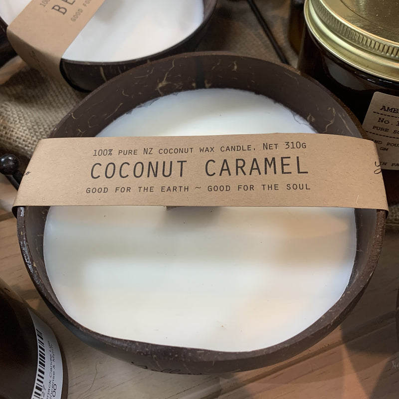Coconut Caramel Candle