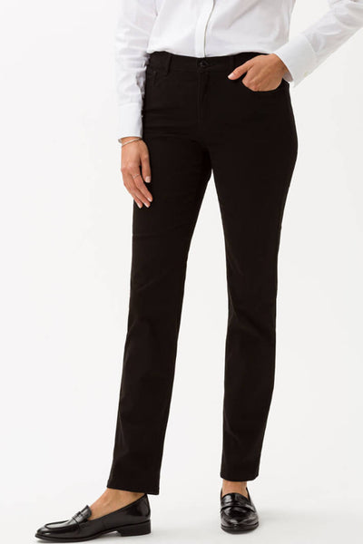 Brax 731707 Mary Black Slim Jeans