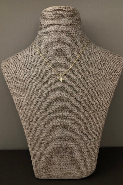 iCandi Rocks Valhalla Star Gold Plated Necklace