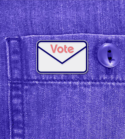 VOTE BY MAIL – PIN