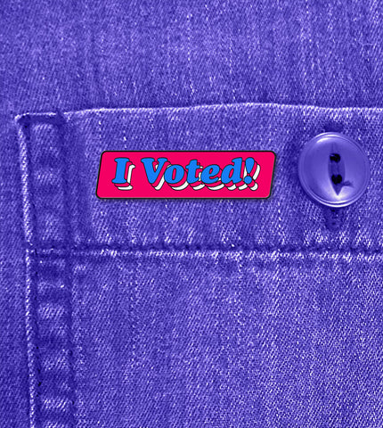 REPEAT VOTER – PIN