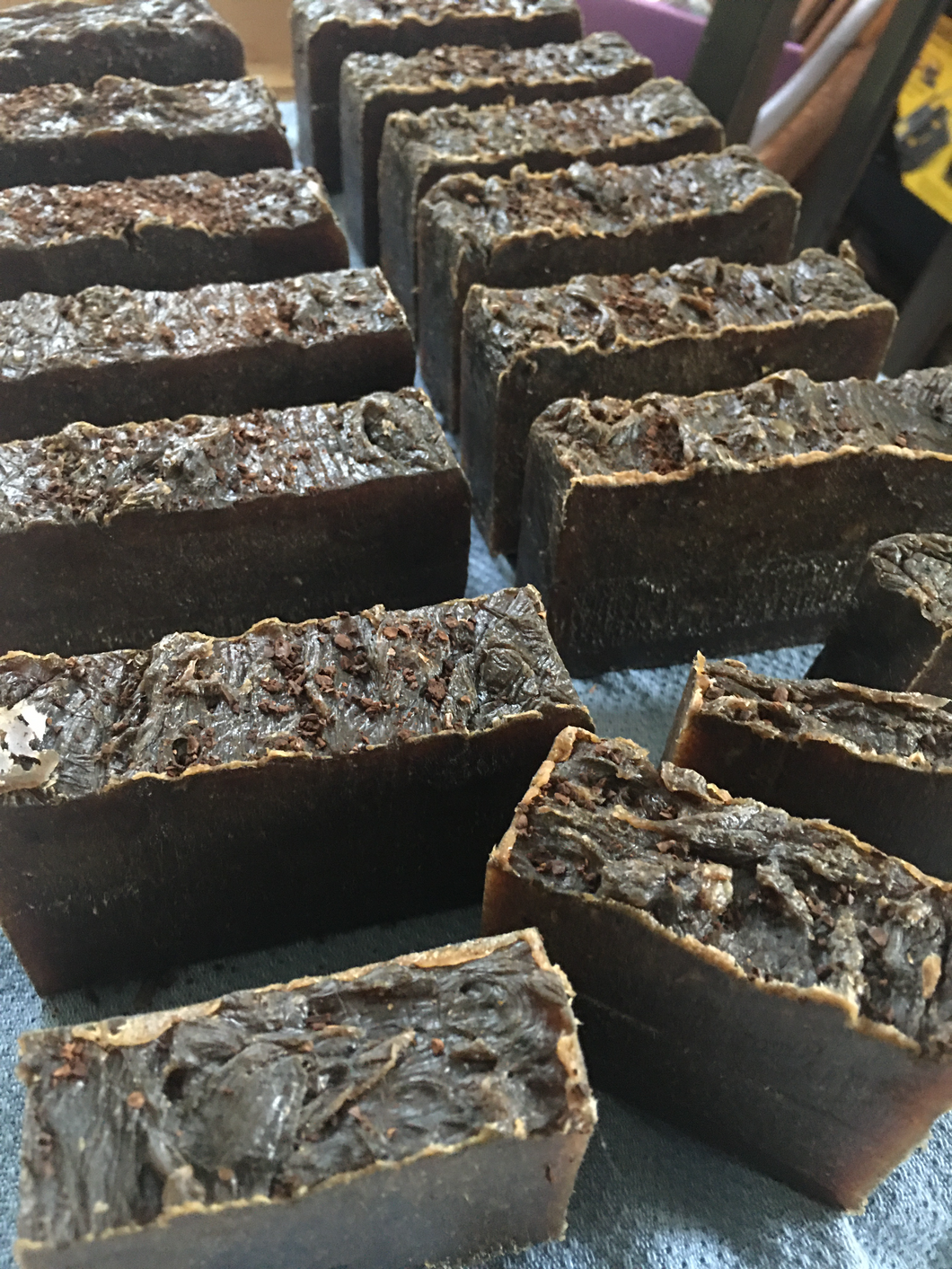 Hemp Coffee Copaiba Soap