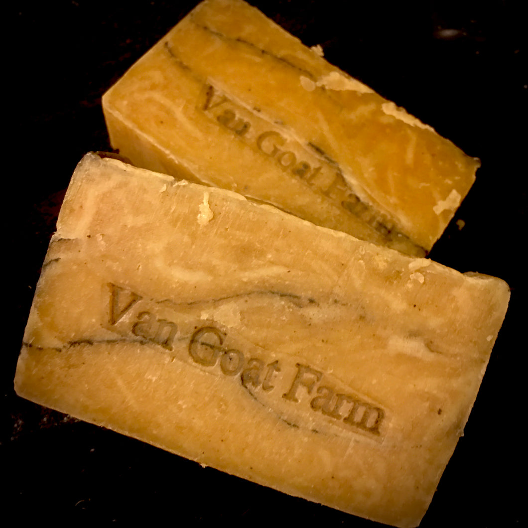 Frankincense and Myrrh  Hemp soap