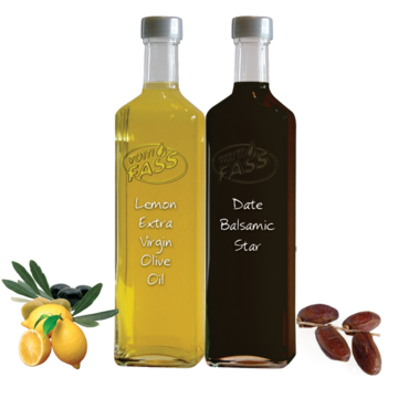 Perfect Pairings- Lemon & Date- 250ml