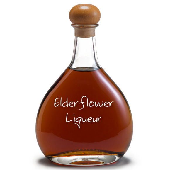 Elderflower Liqueur