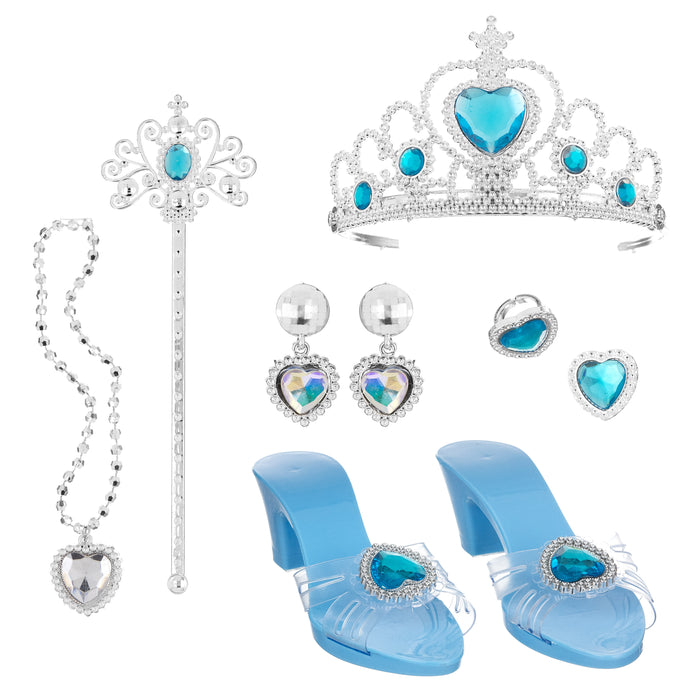 Ice Princess Expressions Dress Up Set