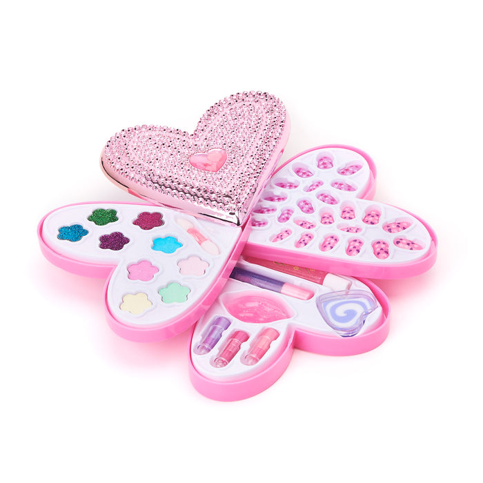 Princess Expressions 3-Tiered Heart Makeup Kit
