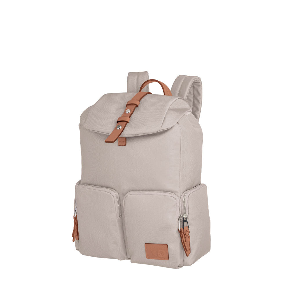 Mochila YOURBAN Backpack 4 pockets + Flap 14.1  Grande Iced Lilac