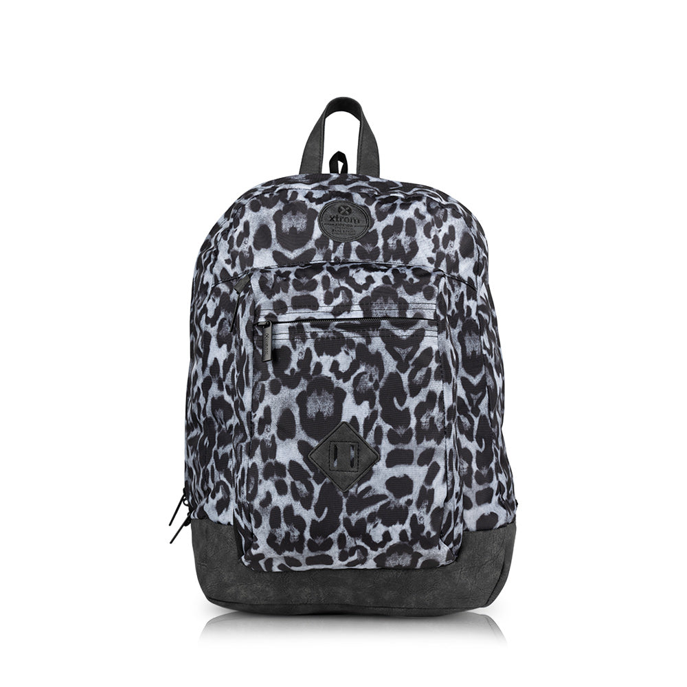Mochila FORCE 055 Backpack Leopard Black