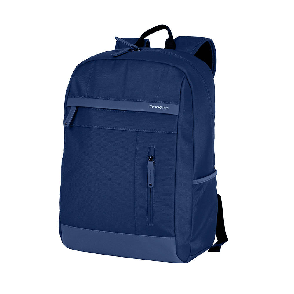 Mochila City-Pro Laptop Backpack 15 6  Azul