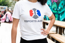 Load image into Gallery viewer, Esports Arena Original Logo T-Shirt (White)