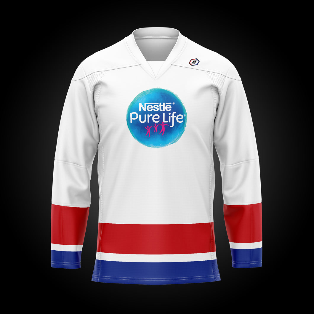 Series E: Team Nestle Pure Life+ Jersey