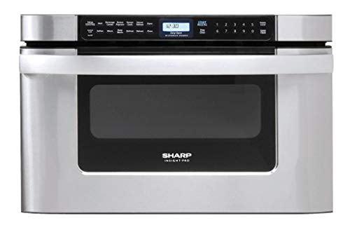 Sharp 24-Inch Microwave Drawer Oven - Home Furnishing Goods