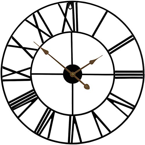 Sorbus Large Decorative Wall Clock- 24