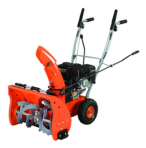 YARDMAX YB5765 Two-Stage Snow Blower, 6.5 hp, 196cc, 22