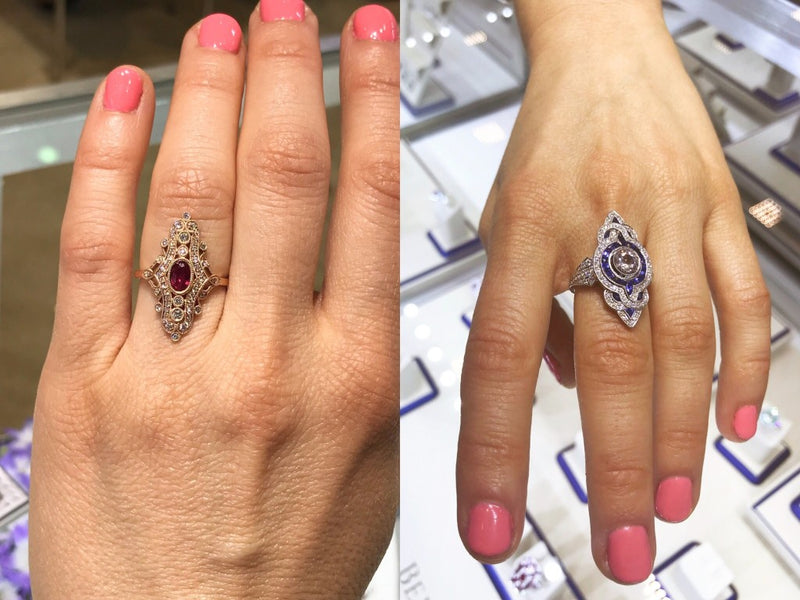 Engagement 101: Five Unexpected Engagement Ring Trends