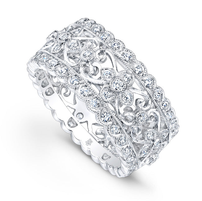 Diamond Eternity Band | Beverley K