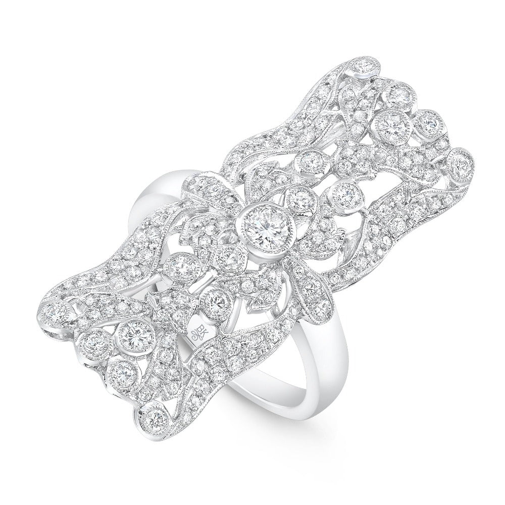 Diamond Statement Ring | Beverley K