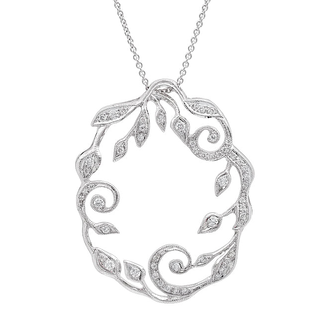 Vignette Diamond Necklace | Beverley K