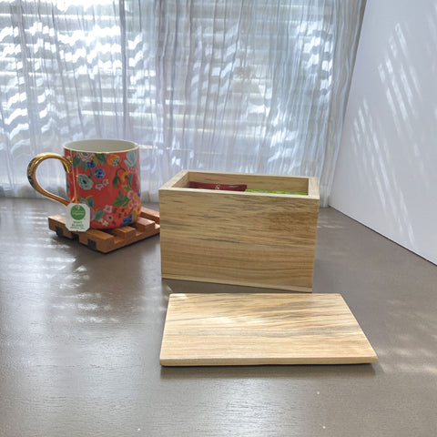 Box, for Tea, Recipes or Notecards