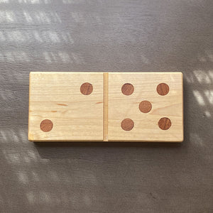 Domino - Game Piece Decor