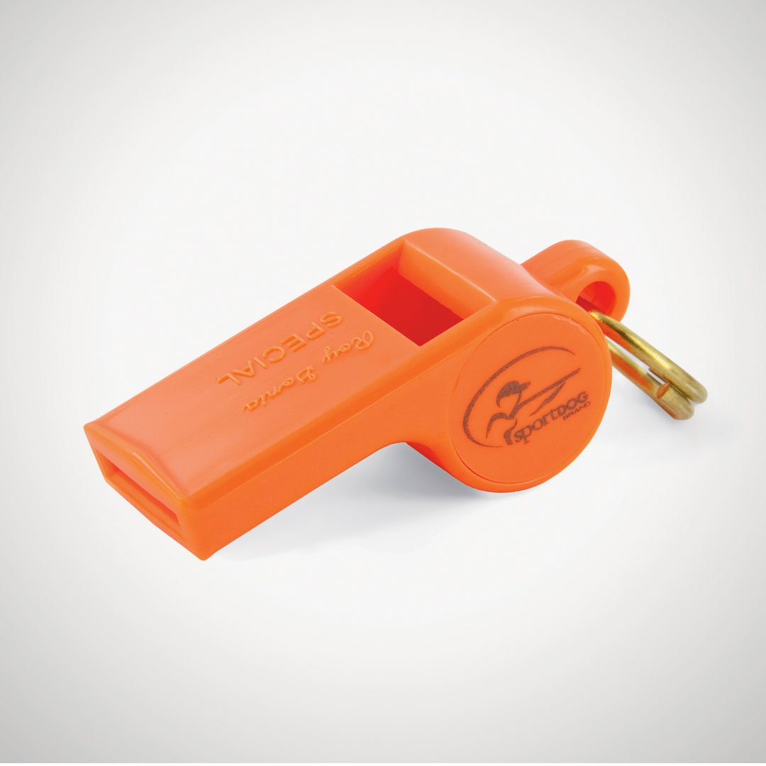 Roy Gonia™ Special Whistle - Orange (without Pea)