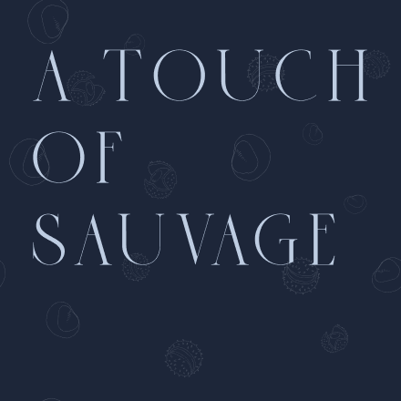 A touch of sauvage