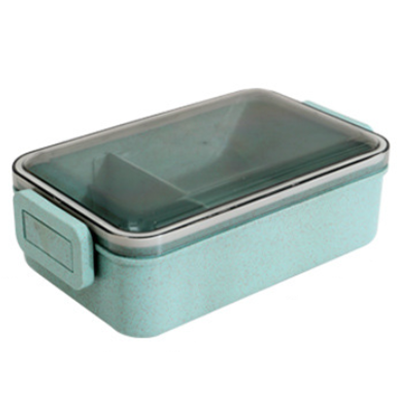Eco Lunch Box with Adjustable Compartment