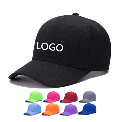 Cotton Brushed Plain Cap