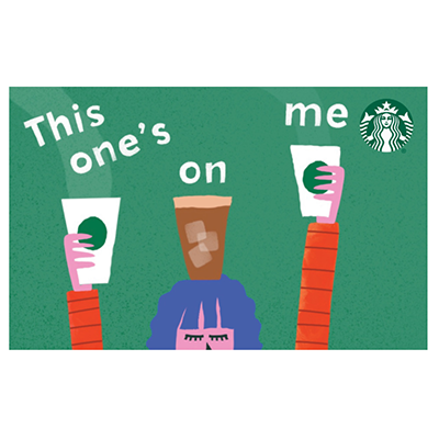 Starbucks Gift Cards $50
