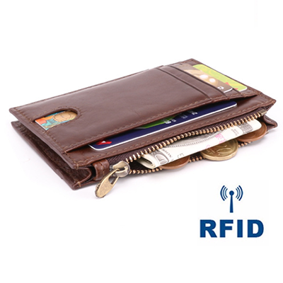 Multi Compartment Card Holder