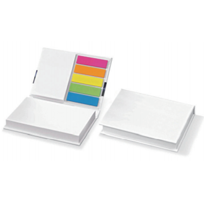 Customize Sticker notepad with Cover