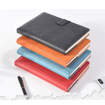 A5 Notebook with PU Cover