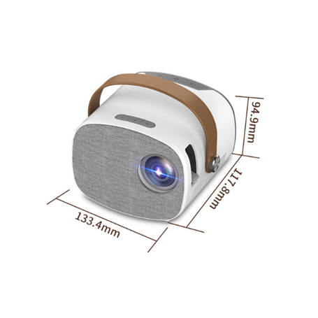 Mini S-Projector with Tripod