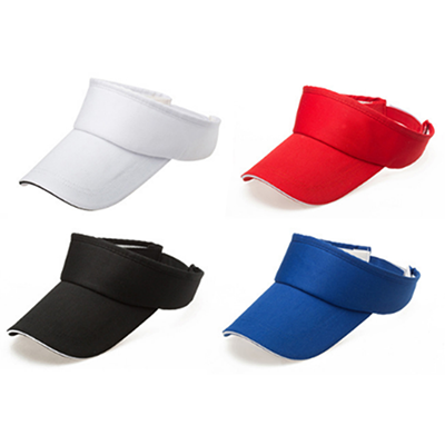 Cotton Brushed Visor