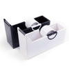 Black & White Tape Holder