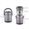 304 Stainless Steel Thermal Jar