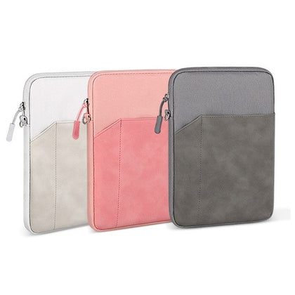 Laptop Sleeve with Inner Fleece Lining