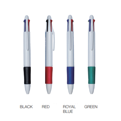 Multi Function Plastic Pen