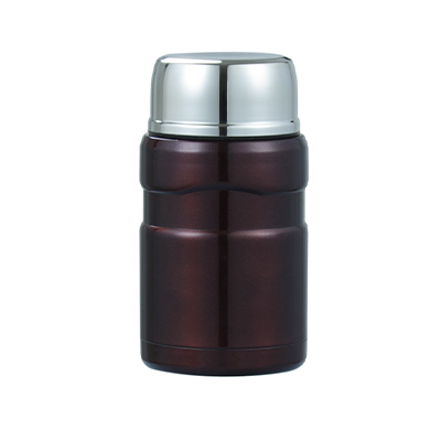 304 Stainless Steel Thermal Jar with Spoon