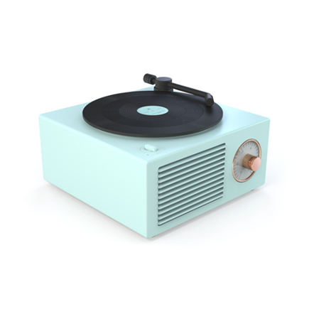 Retro Portable Bluetooth Speaker