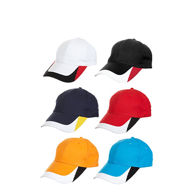 Baseball Cotton Brush Cap