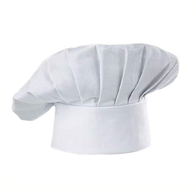 Cotton Twill Chef Cap (Children)