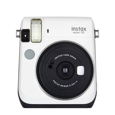 Fujifilm Instax Mini 70 – White