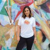 Just Peachy Graphic Tee