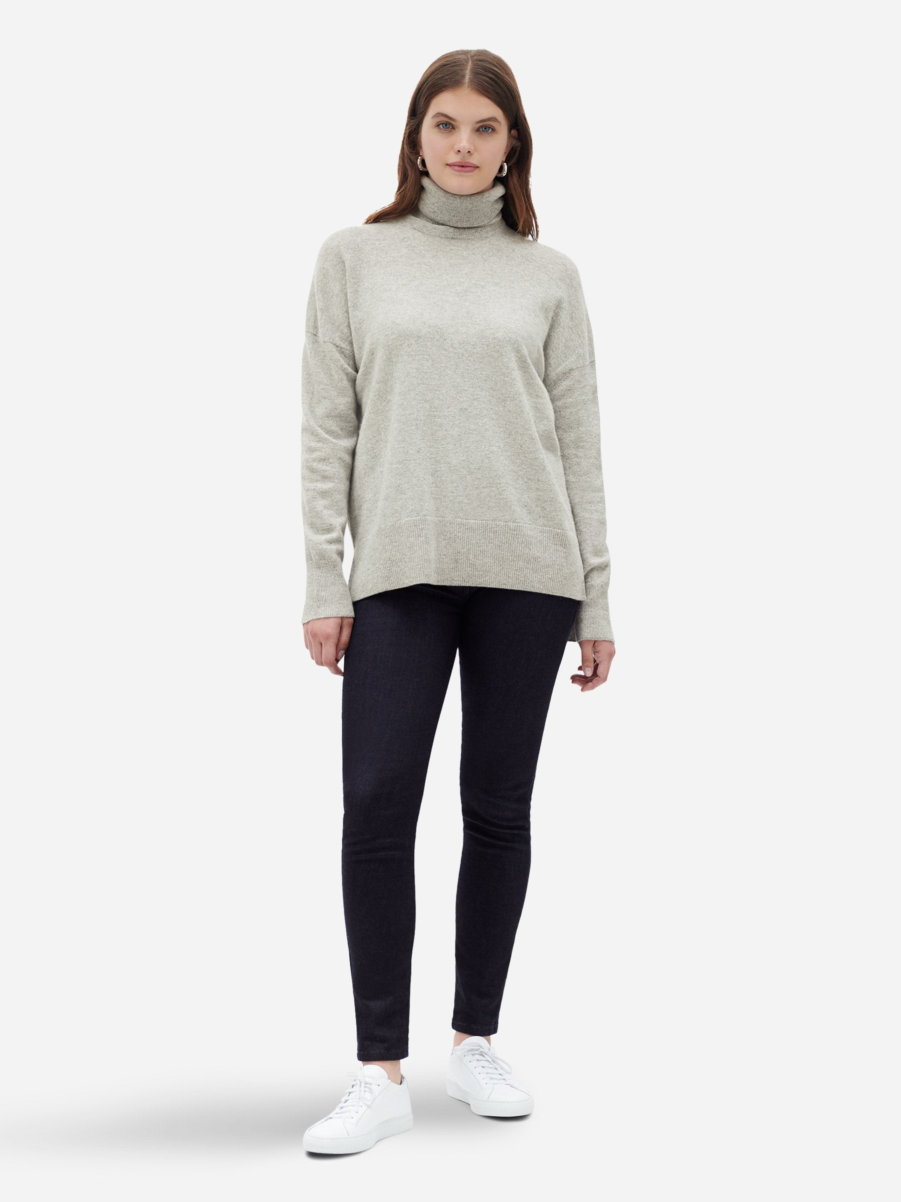 Dream 2-In-1 Turtleneck Sweater