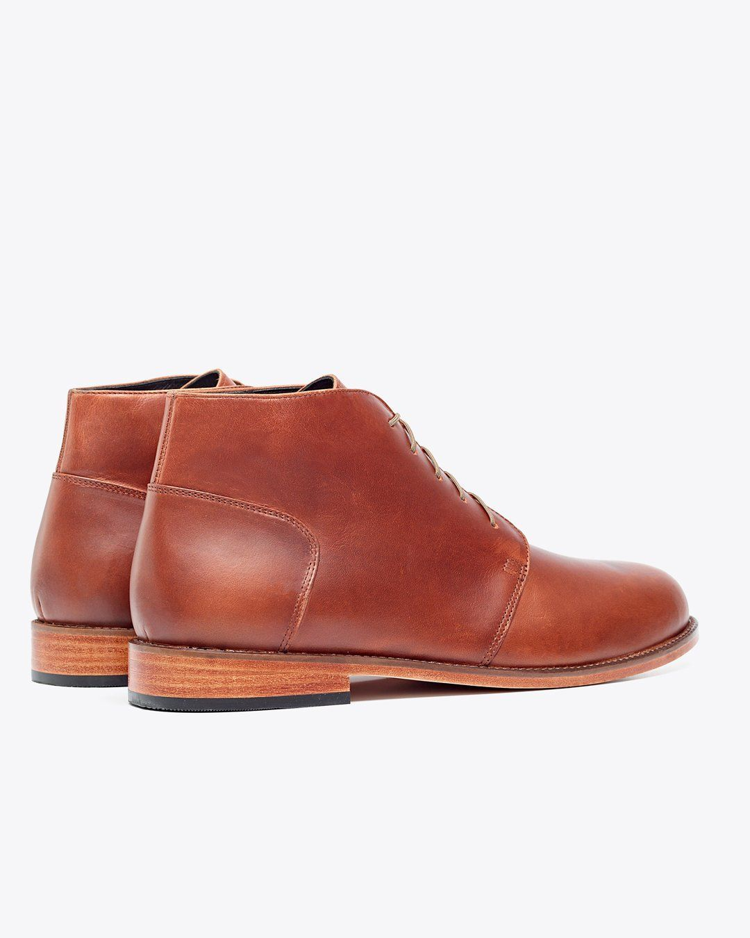 Emilio Chukka Boot Brandy